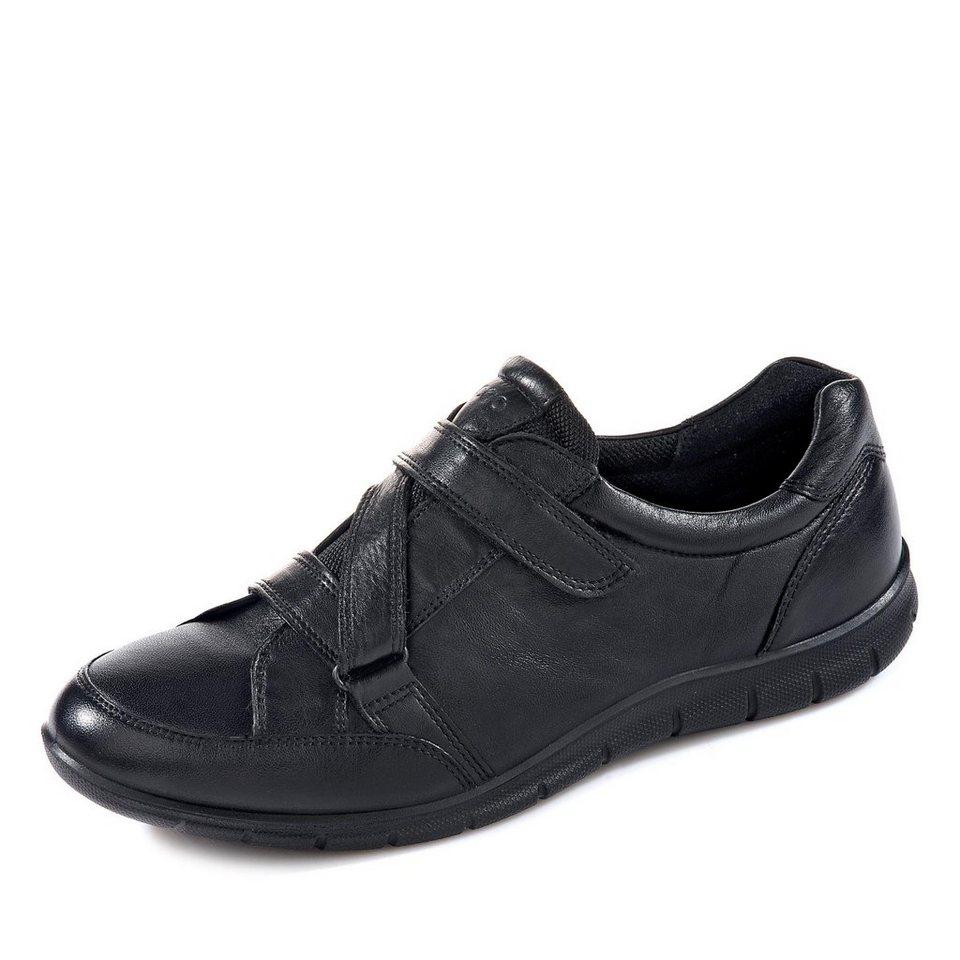 Ecco Babett Slipper in schwarz
