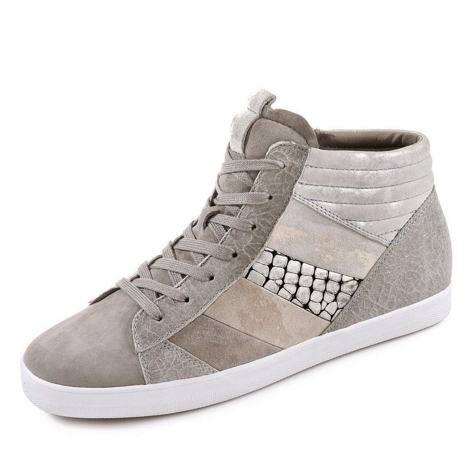 Gabor Comfort Sneaker in grau