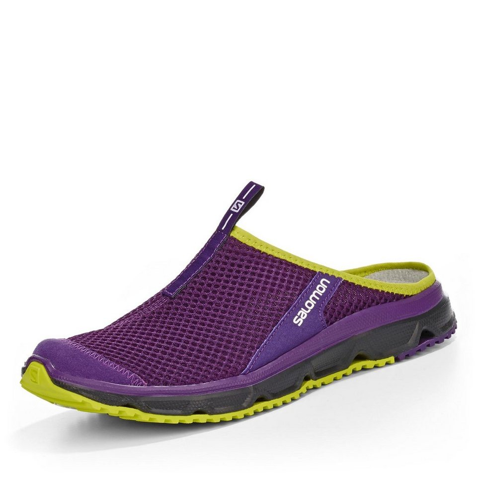 Salomon RX Slide 3.0 Clog in lila