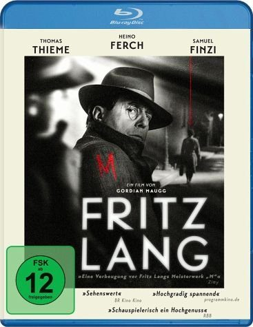 Blu-ray »Fritz Lang«