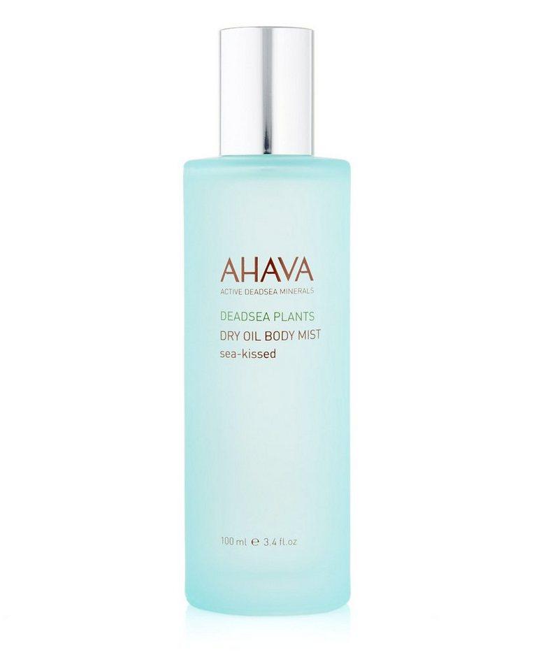 Ahava Körperöl »Deadsea Water/Deadsea Plants Sea-Kissed«