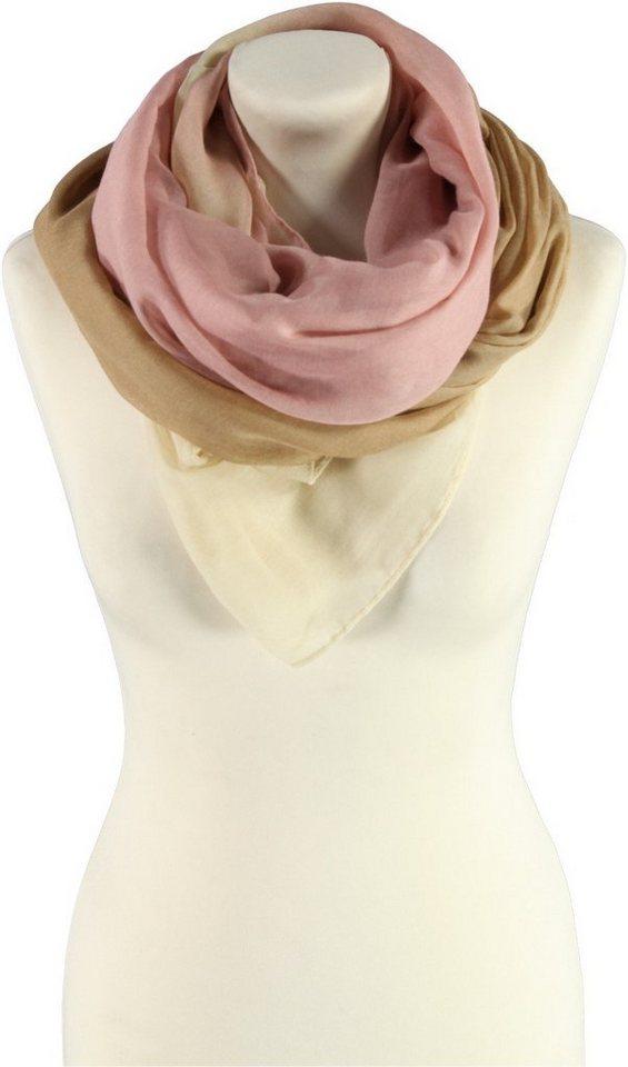 Passigatti Schal in Rose