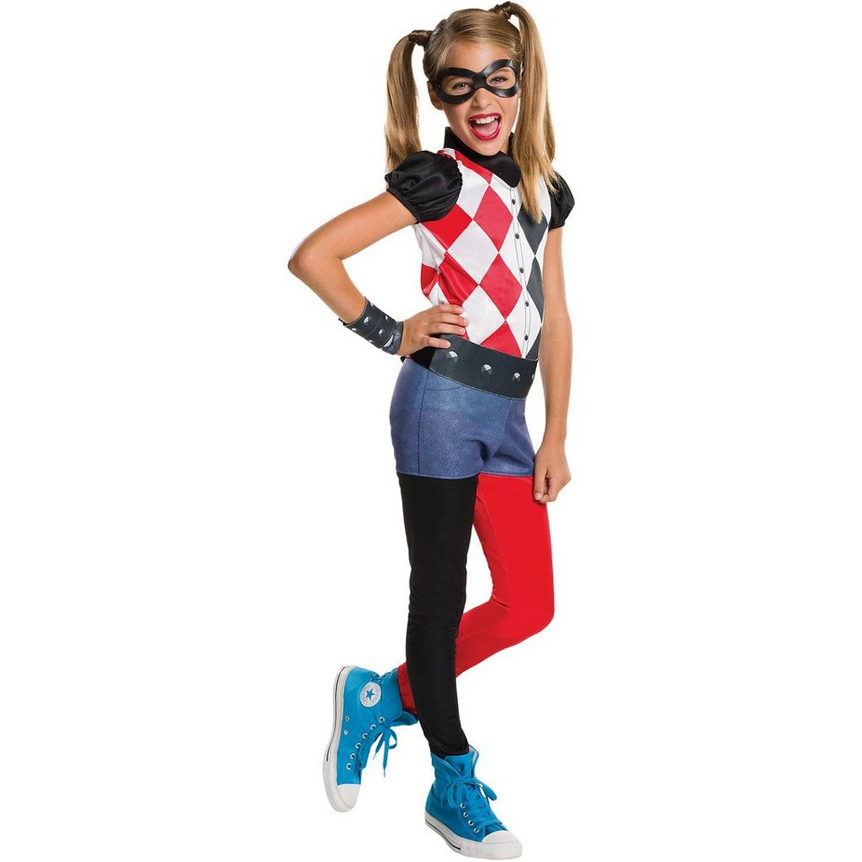 Rubie´s Kostüm Harley Quinn Child