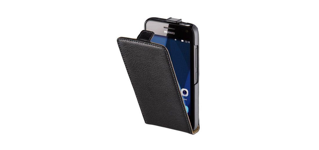 Hama Flap-Tasche Smart Case für Huawei Y360 (Y3), Schwarz