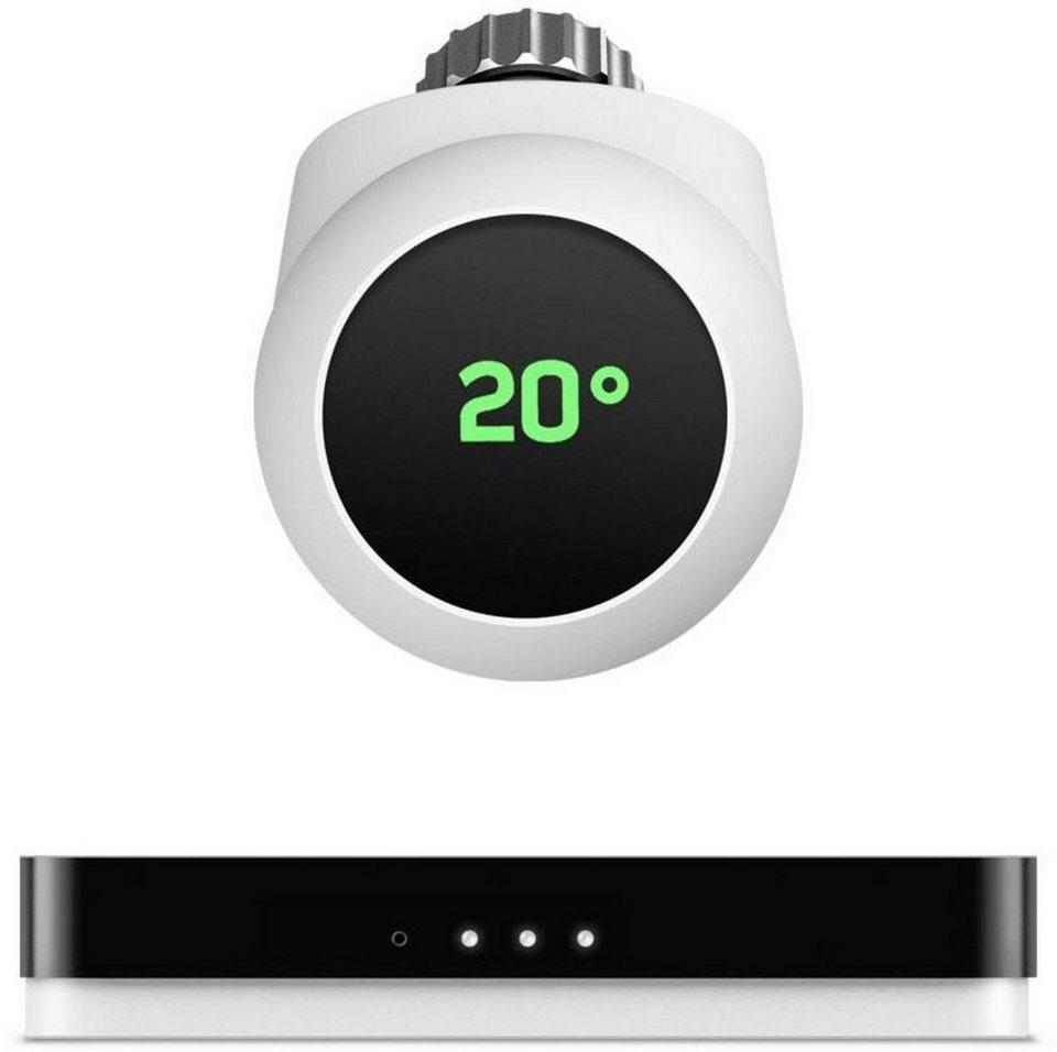 eCozy Heizungsregler »Smart Heating Starter Kit: 1 Thermostat« in Weiß