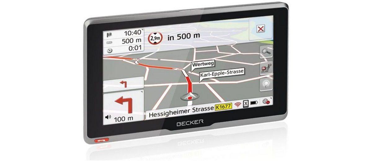 Becker LKW-Navigationsgerät »transit.6sl EU plus«