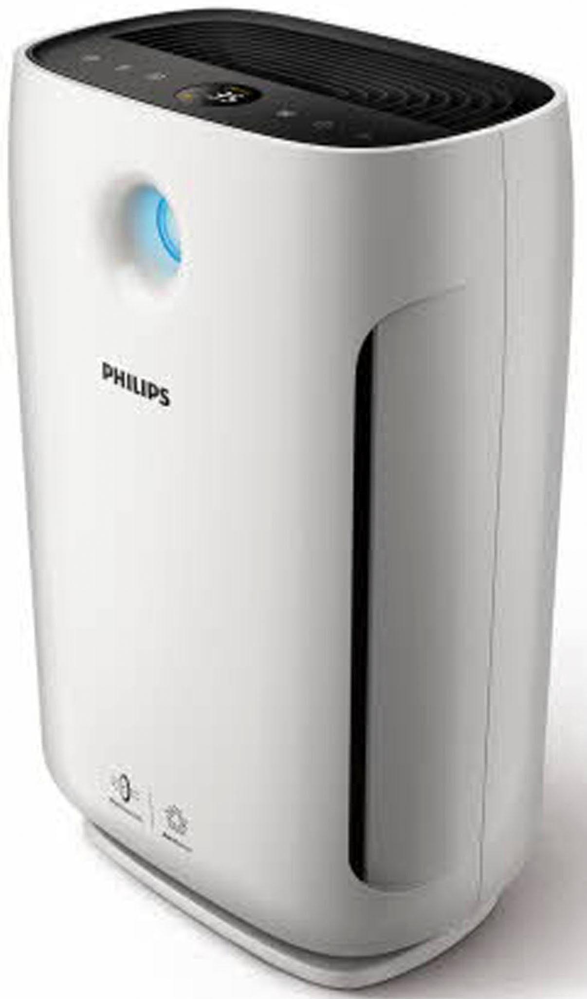 Sofort Luftreiniger und Tischventilator mit wirklichem HEPA Filter
