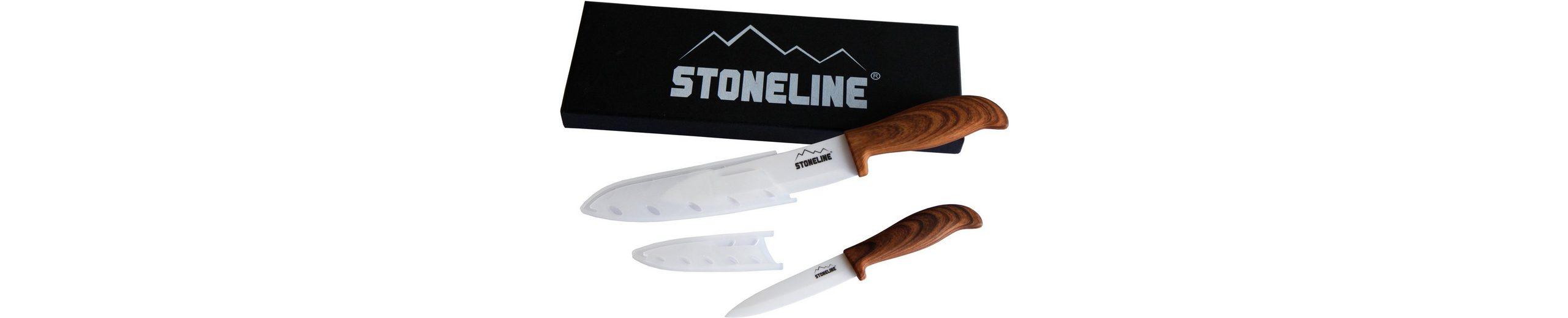 STONELINE® Keramikmesser Set (2tlg.)