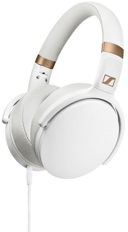Sennheiser Headset »Over-Ear Hifi-Hörer HD 4.30i für Apple« in Weiß