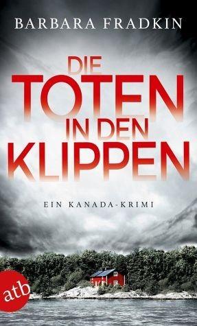 Broschiertes Buch »Die Toten in den Klippen / Kanada Krimi Bd.1«