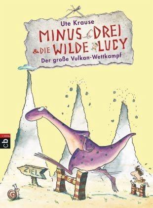Gebundenes Buch »Der große Vulkan-Wettkampf / Minus Drei & die...«