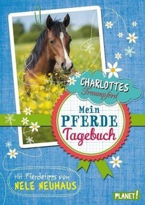 Gebundenes Buch »Charlottes Traumpferd: Mein Pferde-Tagebuch,...«