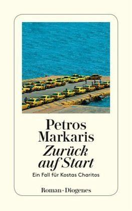 Broschiertes Buch »Zurück auf Start / Kostas Charitos Bd.10«