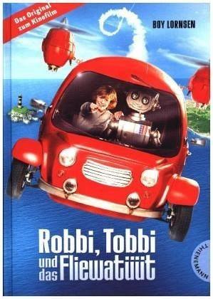 Gebundenes Buch »Robbi Tobbi und das Fliewatüüt. Mit Filmfotos«