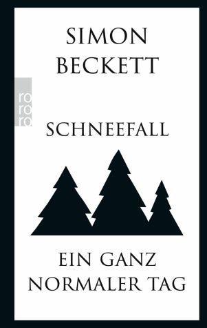 Broschiertes Buch »Schneefall & Ein ganz normaler Tag«
