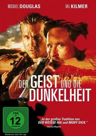 DVD »Der Geist und die Dunkelheit«