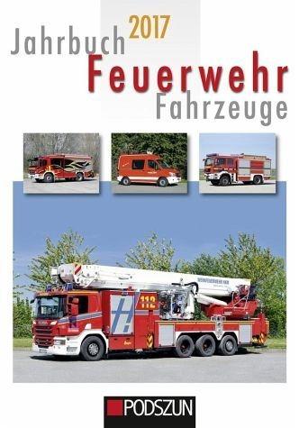 Gebundenes Buch »Jahrbuch Feuerwehrfahrzeuge 2017«