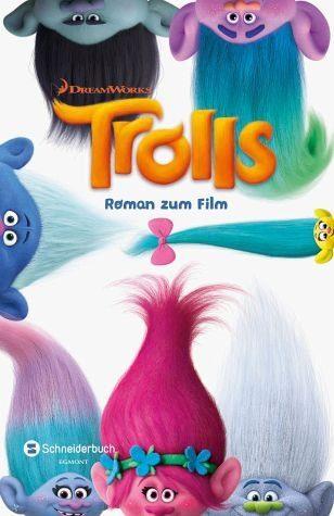 Gebundenes Buch »Trolls - Roman zum Film«