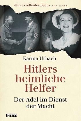 Gebundenes Buch »Hitlers heimliche Helfer«