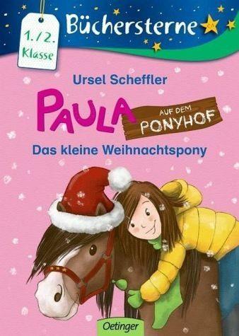 Gebundenes Buch »Das kleine Weihnachtspony / Paula auf dem...«