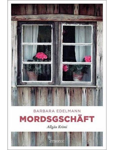 Broschiertes Buch »Mordsgschäft«