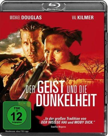 Blu-ray »Der Geist und die Dunkelheit«
