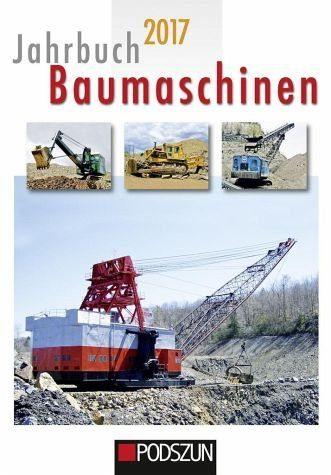 Gebundenes Buch »Jahrbuch Baumaschinen 2017«