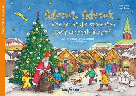 Kalender »Advent, Advent - Wer kennt die schönsten...«