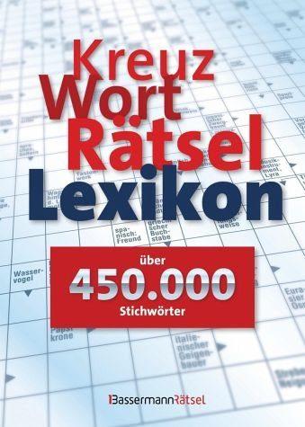 Gebundenes Buch »Kreuzworträtsellexikon - über 450.000 Stichwörter«