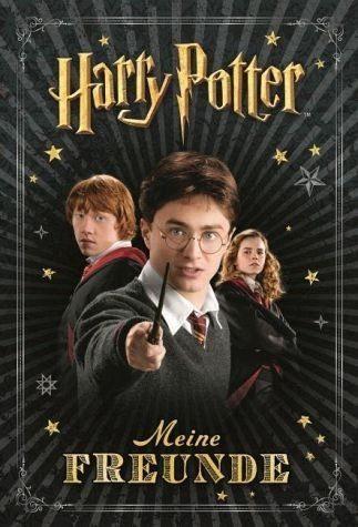 Gebundenes Buch »Harry Potter: Meine Freunde«