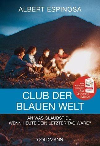 Broschiertes Buch »Club der blauen Welt«