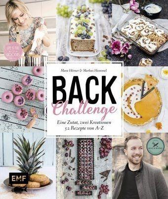 Gebundenes Buch »Back-Challenge«