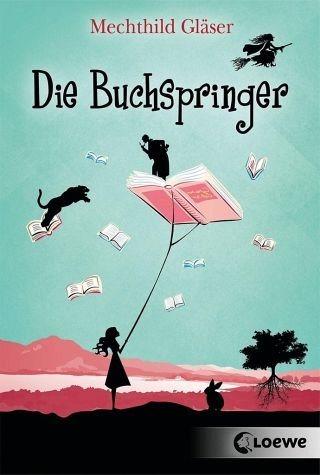 Broschiertes Buch »Die Buchspringer«