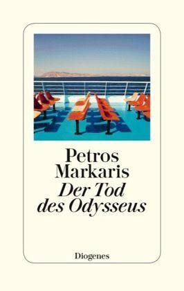 Buch mit Leinen-Einband »Der Tod des Odysseus«