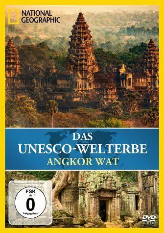 DVD »Das UNESCO-Welterbe - Angkor Wat«