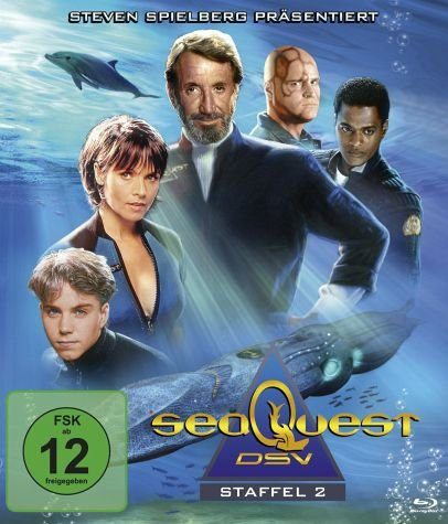 Blu-ray »SeaQuest - Die komplette 2. Staffel (5 Discs)«