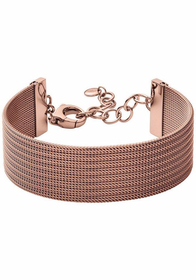 Skagen Armband »SKJ0953791« in roségoldfarben