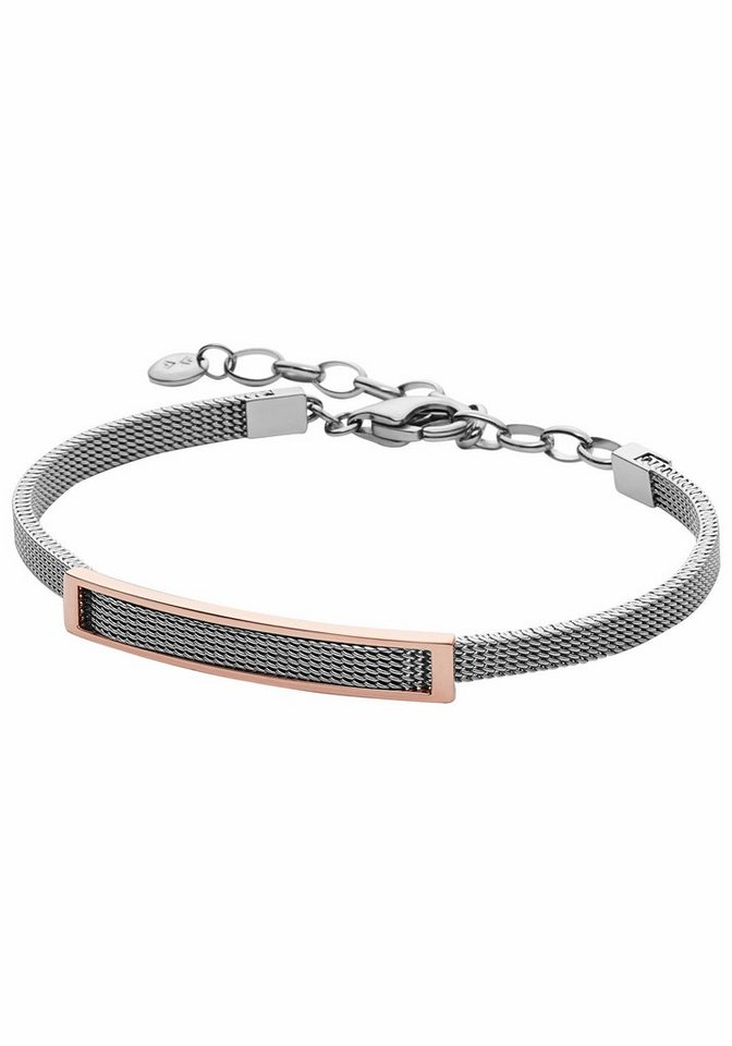 Skagen Armband »SKJ0932998« in silberfarben-roségoldfarben
