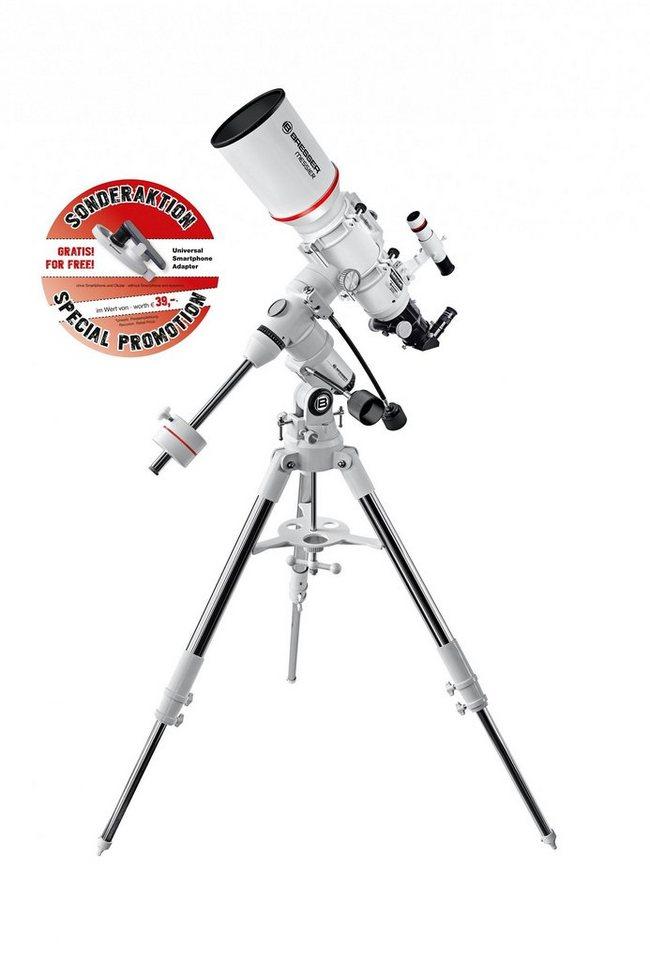 Bresser Teleskop »BRESSER Messier AR-102s/600 Hexafoc EXOS-1/EQ4«