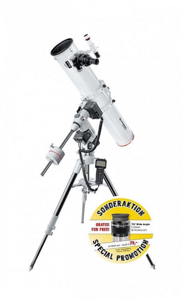 Bresser Teleskop »Bresser Messier NT-150/1200 EXOS-2 GoTo Teleskop«