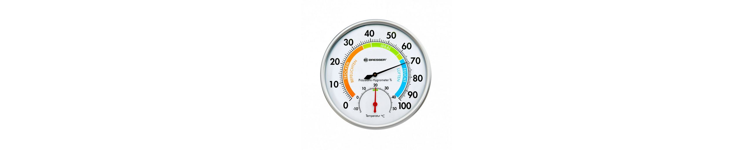 Bresser Hygrometer »Bresser Präzisions Hygrometer«