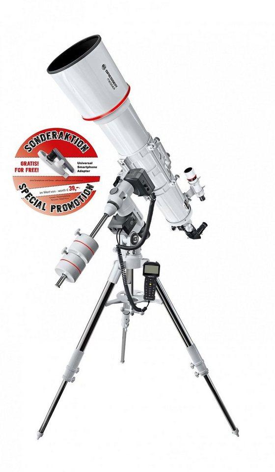 Bresser Teleskop »BRESSER Messier Refraktor AR-152L/1200 EXOS-2 GoTo«