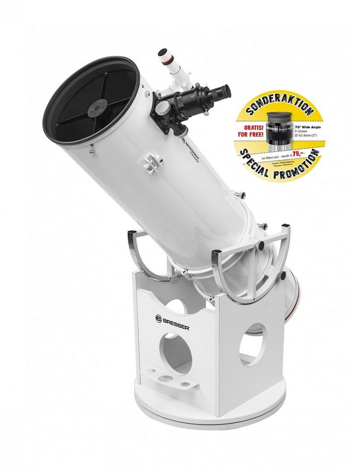 "Bresser Teleskop »BRESSER Messier 10"" Dobson«"