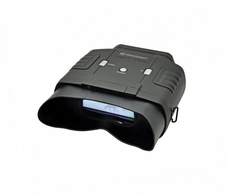 Bresser Nachtsichtgerät »Digital Nachtsichtgerät Binokular 3x20«