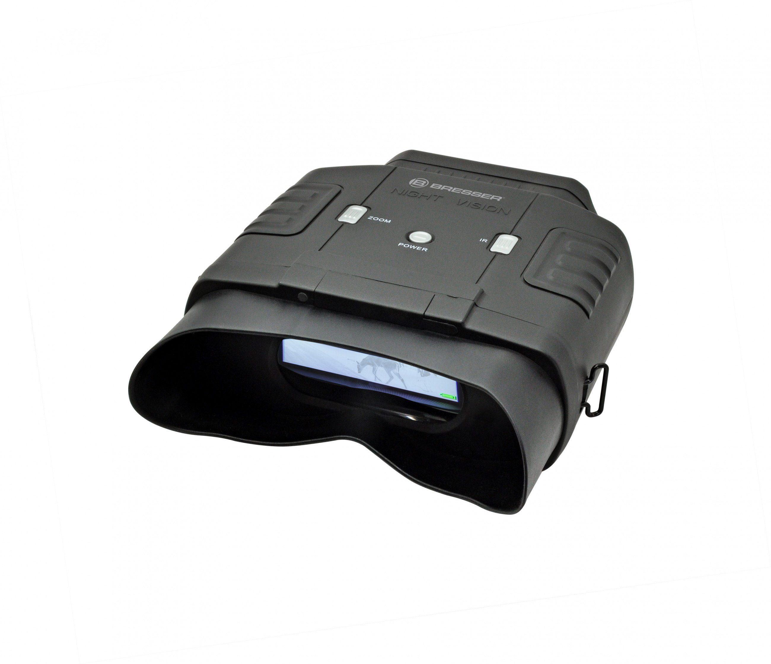 BRESSER Nachtsichtgerät »BRESSER Digitales Nachtsichtgerät Binokular 3x20«