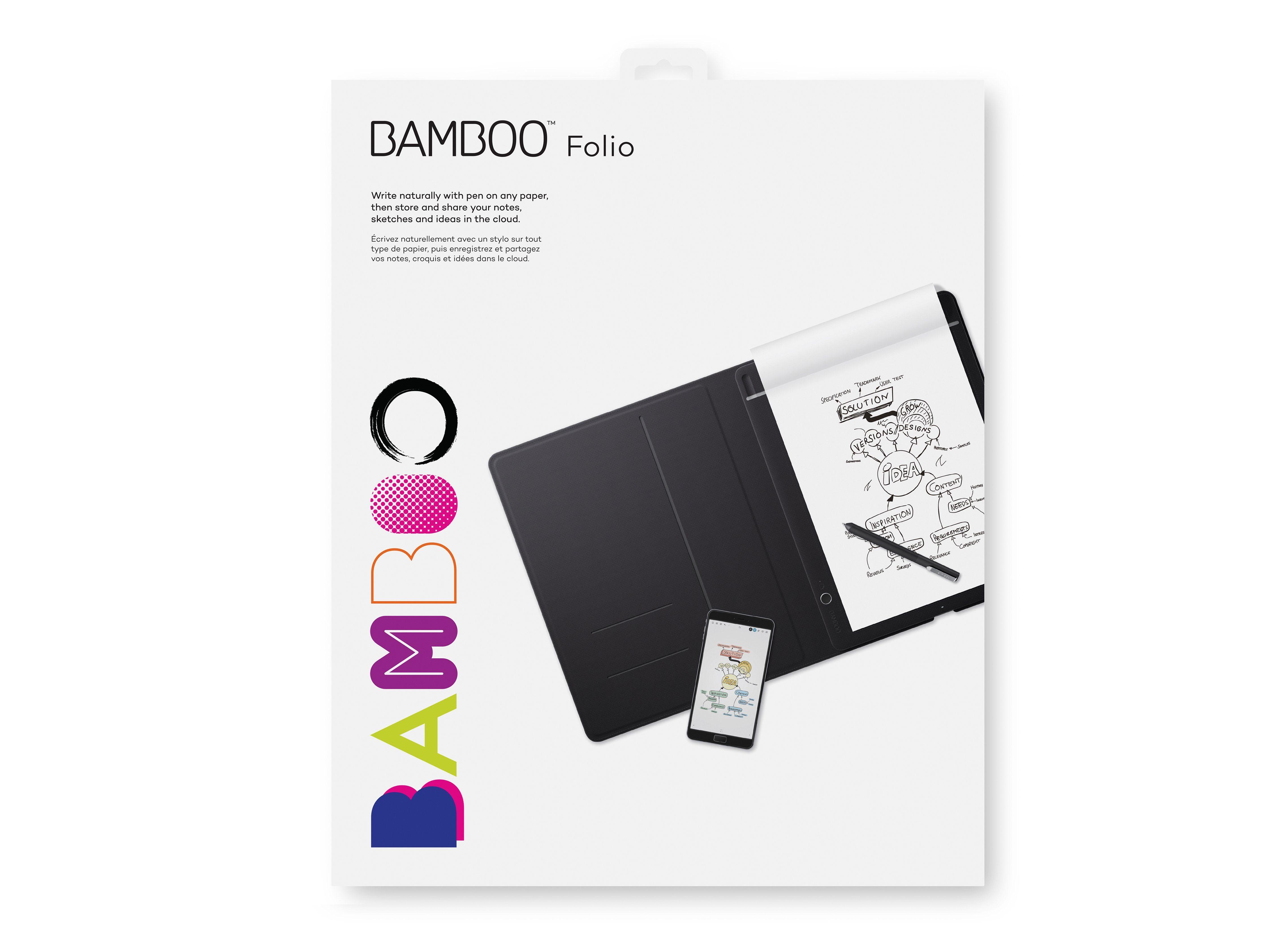 Wacom Smartpad »BAMBOO FOLIO LARGE«