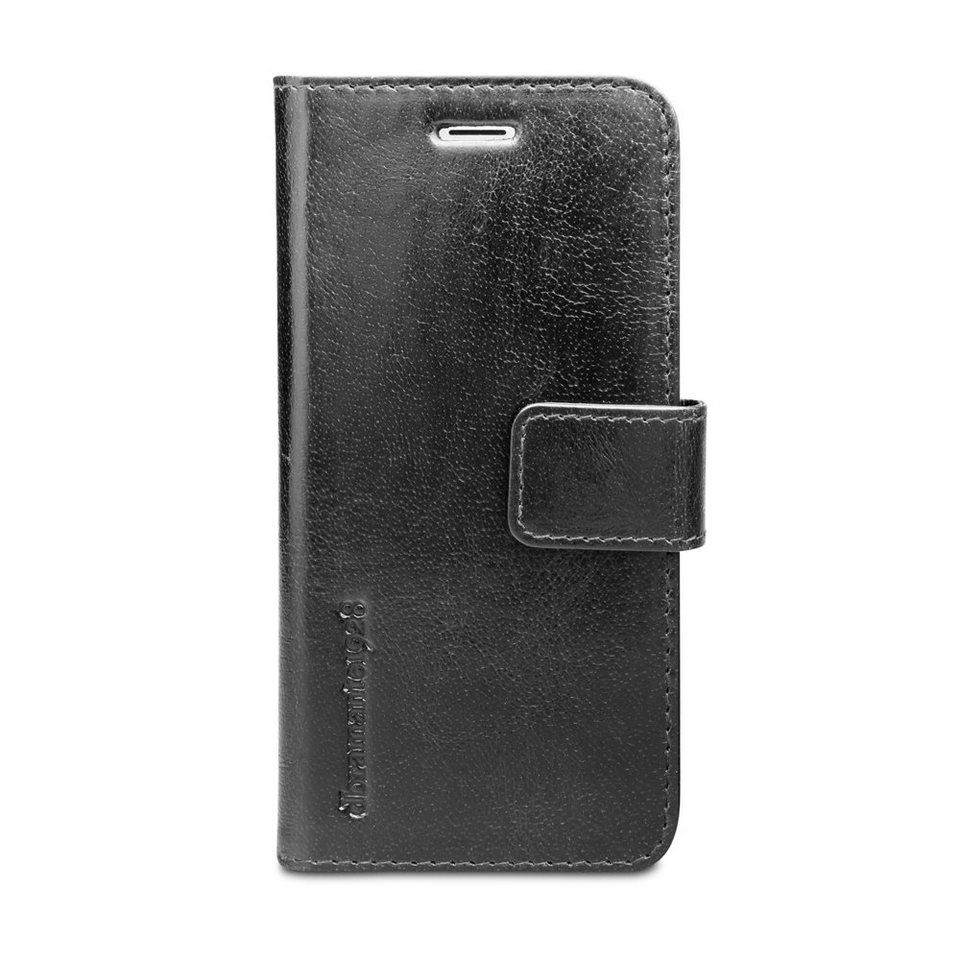 dbramante1928 LederCase »Folio Lynge 2 iPhone (7) Black« in schwarz