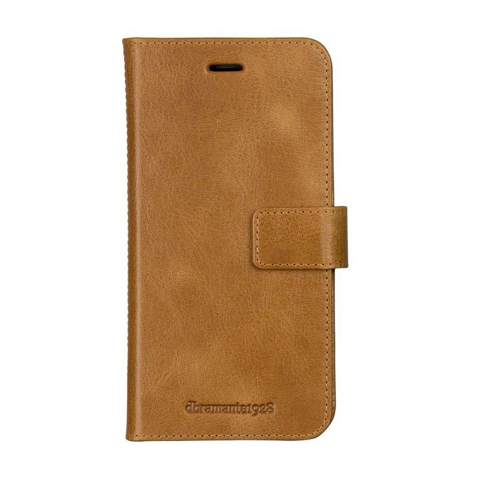 dbramante1928 LederCase »Folio Lynge 2 iPhone (7) Plus Golden Tan« in braun
