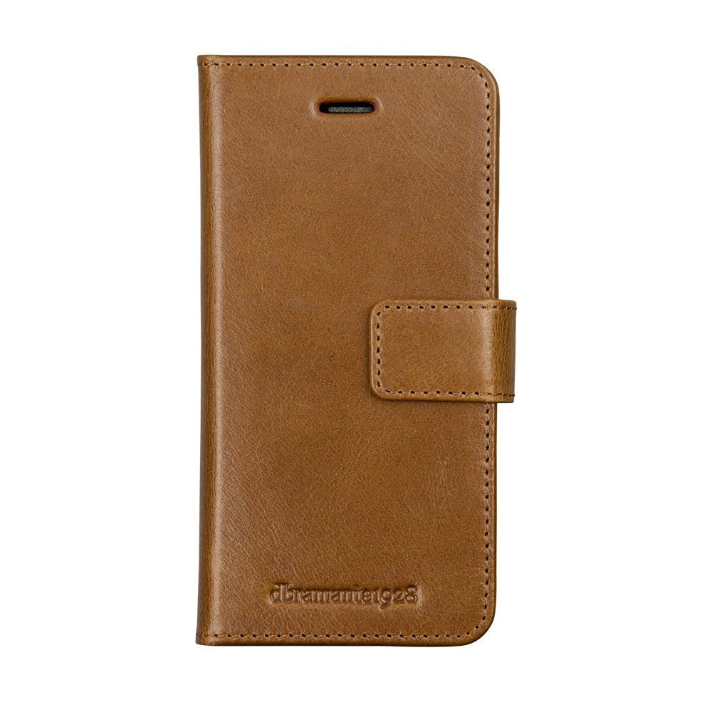 dbramante1928 LederCase »Folio Lynge 2 iPhone (7) Golden Tan«