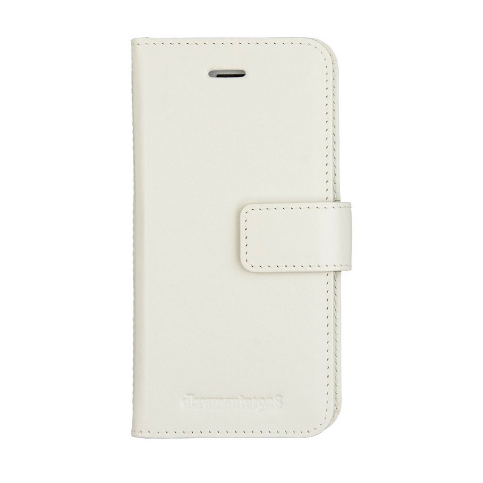 dbramante1928 LederCase »Copenhagen 2 iPhone (7) Antique White« in weiss